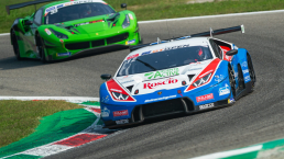 ombra racing - international gt open monza 2018