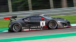 honda racing team JAS - international gt open monza 2018
