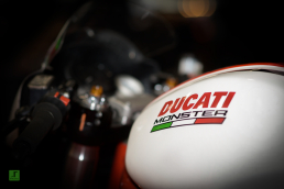 ducati monster - motor bike expo 2019
