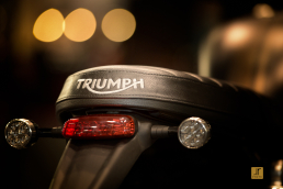 triumph - motor bike expo - 2019