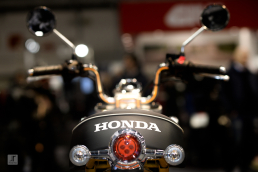 honda - motor bike expo - 2019