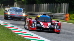 Costa / Accary (N'Race) - Michelin Le Mans Cup Monza 2018