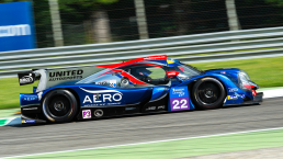 McGuire / Bell (United Autosports) - Michelin Le Mans Cup Monza 2018