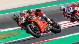 Chaz DAVIES (Aruba.it Racing Ducati) - worldsbk misano 2019