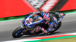 Alex LOWES (Pata Yamaha Worldsbk Team) - WorldSBK Misano 2019