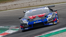 Martinez/Lewandowski (Lazarus Racing) - International GT Open 2019 Monza