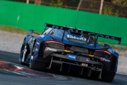 Hahn/Khodair (Teo Martin Motorsport) - International GT Open 2019 Monza