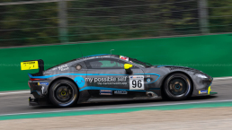 Wilkinson/Turner (Optimum Motorsport) - International GT Open 2019 Monza