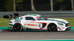 Spinelli/Agostini (Antonelli Motorsport) - International GT Open 2019 Monza