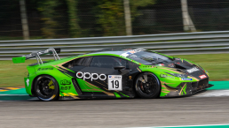 Lenz/Di Folco (Raton Racing) | International GT Open 2019 | Monza
