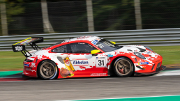Abbelen/Preining (Frikadelli Racing) - International GT Open 2019 Monza