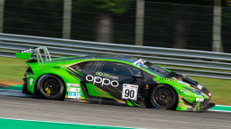 Liang/Giammaria (Raton Racing) - International GT Open 2019 Monza