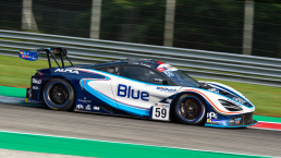 Kodric/Chaves (Teo Martin Motorsport) - International GT Open 2019 Monza