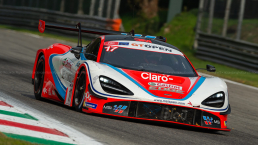 Rueda/Saravia (Teo Martin Motorsport) - International GT Open 2019 Monza