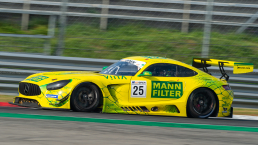 Hrachowina/Konrad (HTP Motorsport) - International GT Open 2019 Monza