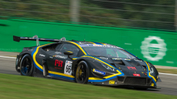 Schandorff/Tujula (Vincenzo Sospiri Racing) - International GT Open 2019 Monza